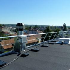 France Audincourt - Système de ventilation naturelle - Référence