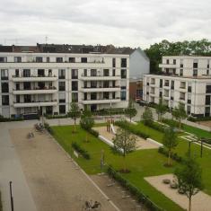 Allemagne Düsseldorf - Système de ventilation modulée Aereco - Référence