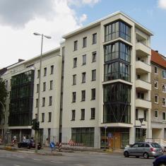 Allemagne Hambourg - Système de ventilation mécanique - Référence