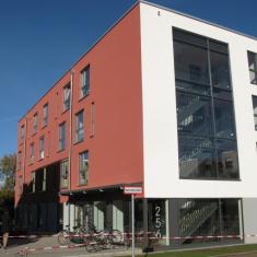 Allemagne Munster Résidence étudiante - Système de ventilation naturelle - Référence