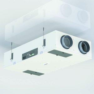 DXR - Double flux pour une installation en faux plafond - Produits